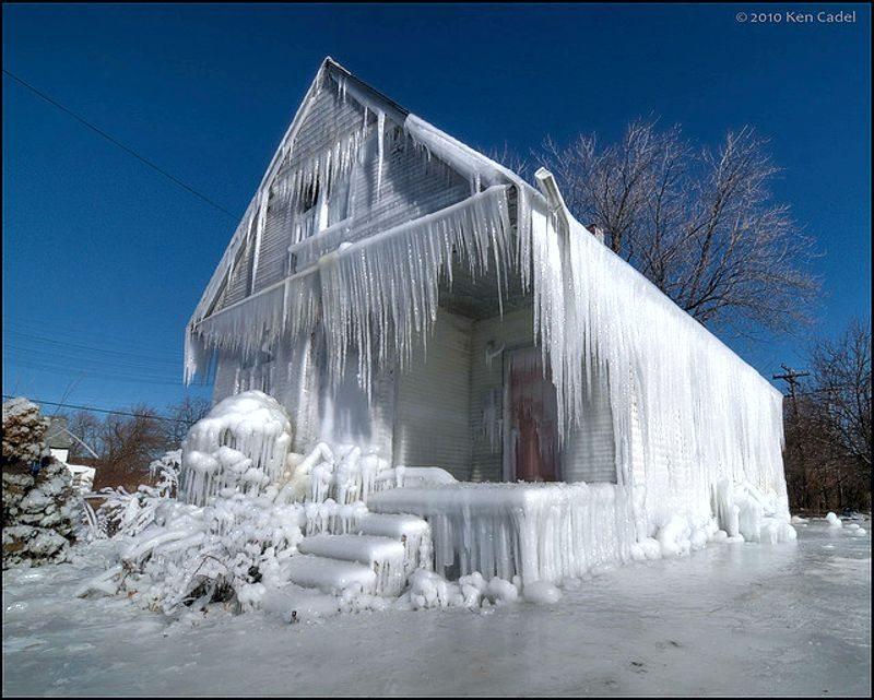 Jégház